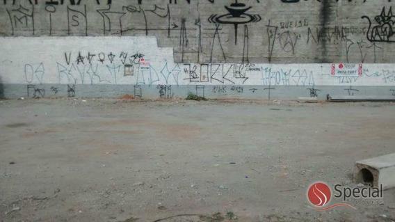 Terreno Para Locação, Jardim Munhoz, Guarulhos - Te0568. - Te0568