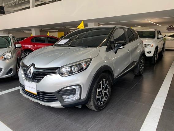 Renault Captur Intens Aut 2.0 Gris Estrella 2019 Enz870