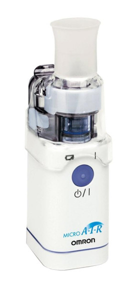 Nebulizador sem fio de rede Omron NE-U22 branco