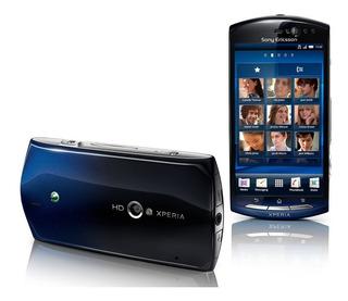 Sony Xperia Neo Mt15a Novo Anatel!nf+fone+cabo+2g+garantia!