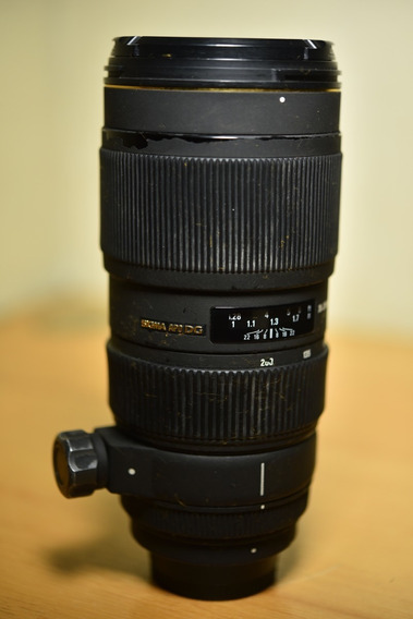 Lente 70-200 Sigma F2.8 Para Nikon
