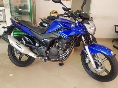 Yamaha Fazer Flex 250 2016 Azul