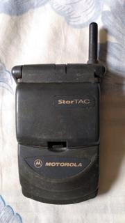 Celular Motorola Startac Series 6000 (não Funciona) 01/20#60