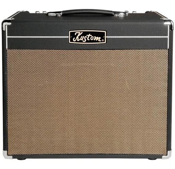 Cubo Amplificador Guitarra Kustom Auris 60212fx 60w Rms