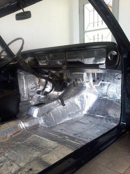 Manta Termica Rolo Assoalho Automotiva Super Adesivo 2 X1 M²