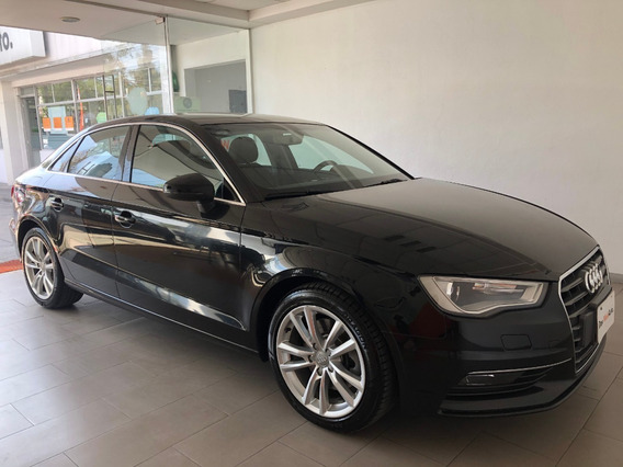Audi A3 2016 1.8 Sedán Attraction Plus At