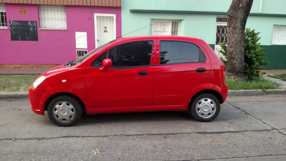 Chevrolet Spark 1.0 Modelo 2009 95300 Km