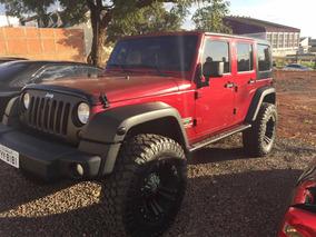 Jeep Wrangler 3.6 Unlimited Sport Aut. 4p 2012