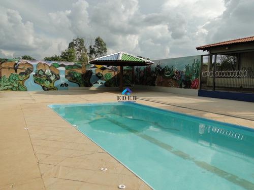 Chacara - Parque Tropical - Ref: 3209 - V-3209