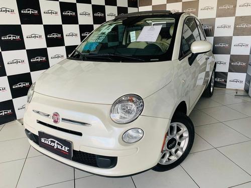 Imagem 1 de 14 de Fiat 500 Gabriolet Estado De Zero E Com Preço Incrível!!!