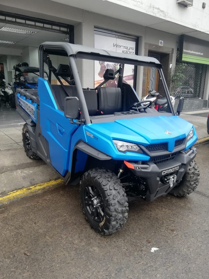 Utv Cfmoto Uforce 1000 0km 4x4 No Polaris Arctic Cat Can Am