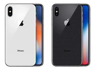 iPhone X Vitrine 64gb 100 %original Apple C Nota Sem Detales