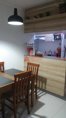 Imagem 1 de 12 de Apartamento De 03 Dorm A Venda Vila Alzira Lazer Completo - 1629