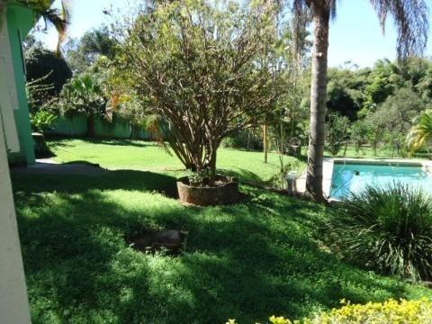Chácara Residencial À Venda, Parque Jatibaia (sousas), Campinas. - Ch0245