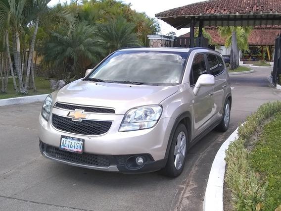 Chevrolet Orlando 2013 Lt