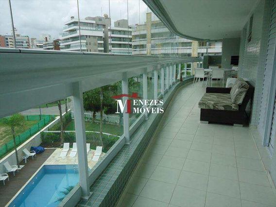 Apartamento A Venda Em Riviera De São Lourenço - Ref. 566 - V566