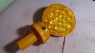 Lanterna Bastão Sinalizador Com 12 Leds