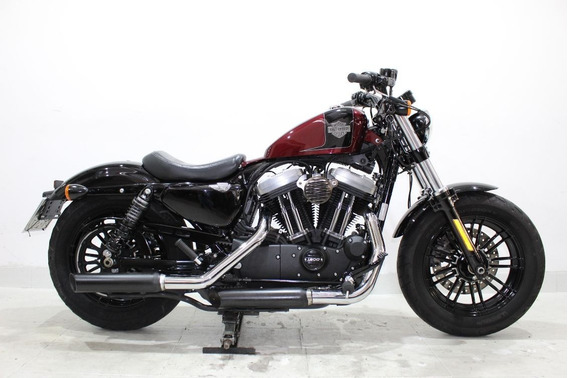 Harley Davidson Xl 1200 X Forty Eight 2016 Vermelha