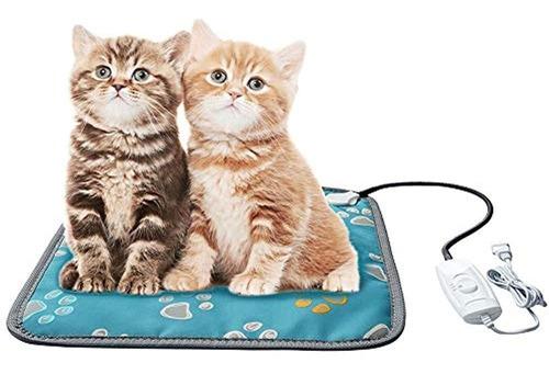 Imagen 1 de 5 de Almohadilla Termica Para Perros, Gatos, Camas Para Mascotas