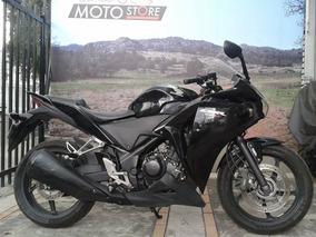 Honda Cbr250r - Abs Negra