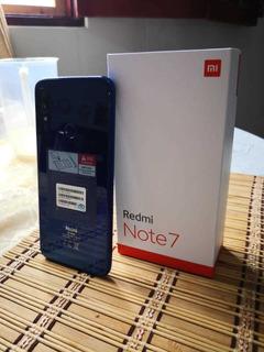 Celular Redmi Note 7. 64 Gb