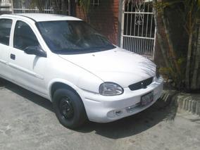 Chevrolet Corsa Blanco 4 Puertas Año 2003 100 % Operativo !!