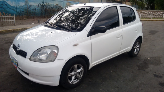 Toyota Yaris 2003 Sincronico