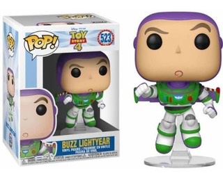 Funko Pop Buzz Lightyear Toy Story 4 Disney # 523