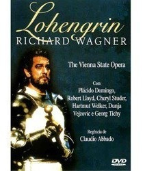 Dvd Lohengrin: Richard Wagner - Opera / Novo