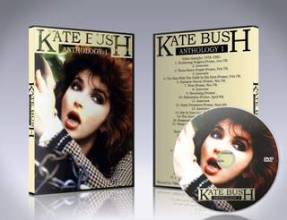 Dvd Kate Bush Anthology Volumes 1 - 4 Imperdivel!