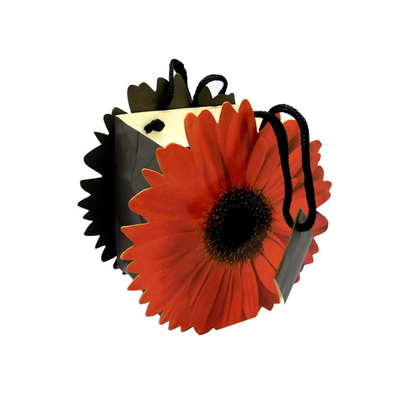 Bolsas De Regalo Set 12 Gerber Daisy Dcs-784 Good And Good