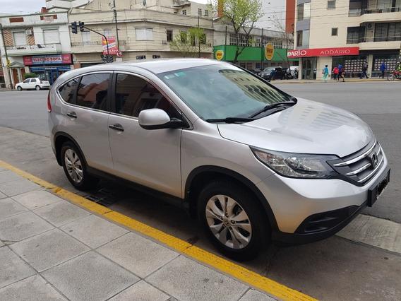 Honda Cr-v 2.4 Lx 2wd 185cv At Cuero