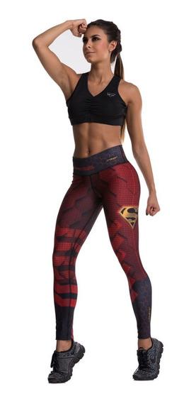 Legging Malla Licras Leggin Superman Drakon