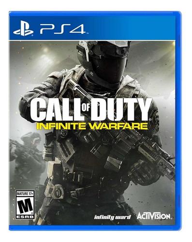Imagen 1 de 3 de Call of Duty: Infinite Warfare Standard Edition Activision PS4  Físico