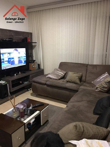 Imagem 1 de 11 de Apartamento Na Giovanni Gronchi  - 2 Dorms. - 56 M² - 1805