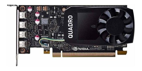 Placa de video Nvidia PNY Quadro Series P1000 VCQP1000-ESPPB 4GB