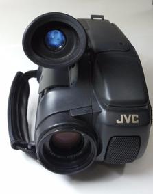 Filmadora Compacta Jvc Gr-ax606u - Colecionador Ou Reposição
