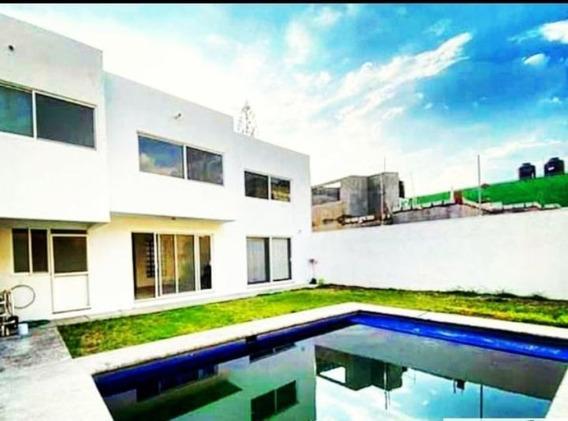Casa En Privada En Pedregal De Las Fuentes / Jiutepec - Maz-478-cp