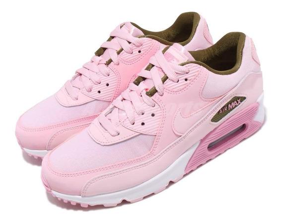 Zapatillas Nike Air Max 90 Se Pink Foam Rosado // Nuevo 2019