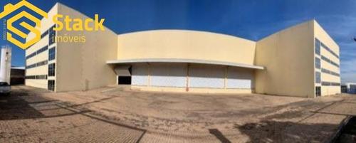 Imagem 1 de 15 de Galpao Industrial Em Jundiai - Sp, Loteamento Fazgran - Gl00091