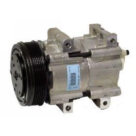 Compressor F250/f4000/f350 Diesel Mwm Polia 8pk