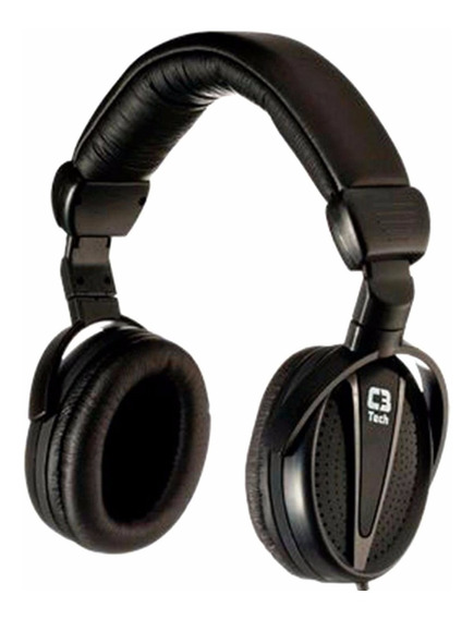 Headset Gamer Preto Barion Mi-2883rb C3 Tech