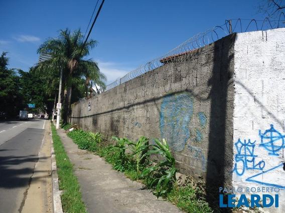 Terreno - Cidade Jardim - Sp - 577444