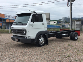 Volkswagen 8150 Delivery Plus Ano 2010