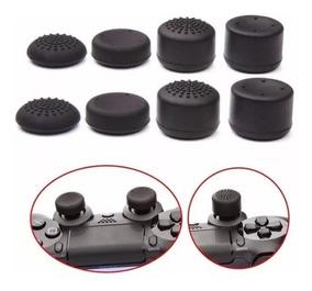 8 Protetor Extensor Controle Analógico Grip Ps4/ps3/ Xbox