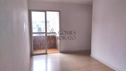 Imagem 1 de 12 de Apartamento Para Locação No Parque São Vicente Em Mauá - Sp - Com Dois Dormitórios, Um Banheiro, Uma Vaga De Garagem - Ap02059 - 70087413