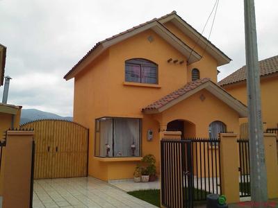 Hermosa Casa 4d 2b Sector Milagro La Serena