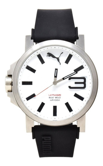 Reloj Puma Nuevo Nego Original Refurbished Pu103911008.