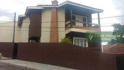 Sobrado Com 3 Dorms, Jardim Do Lago, Atibaia - R$ 550 Mil, Cod: 449 - V449