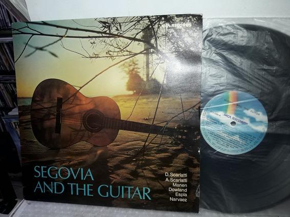 Lp Segovia And The Guitar 1980